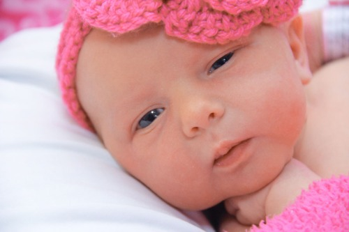 baby Imogen Goodman