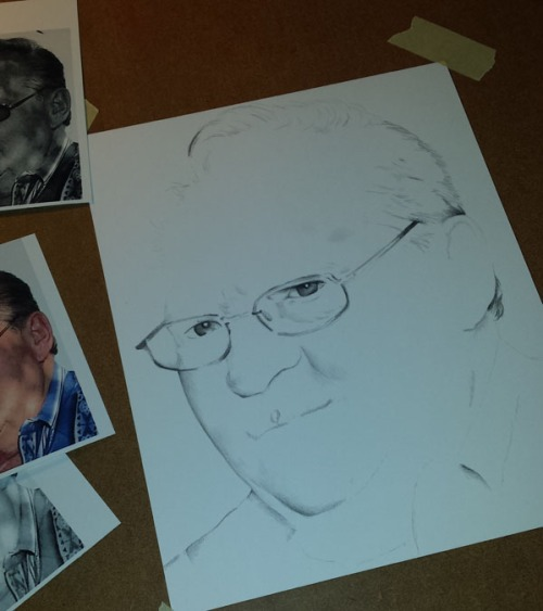 portrait pencil update
