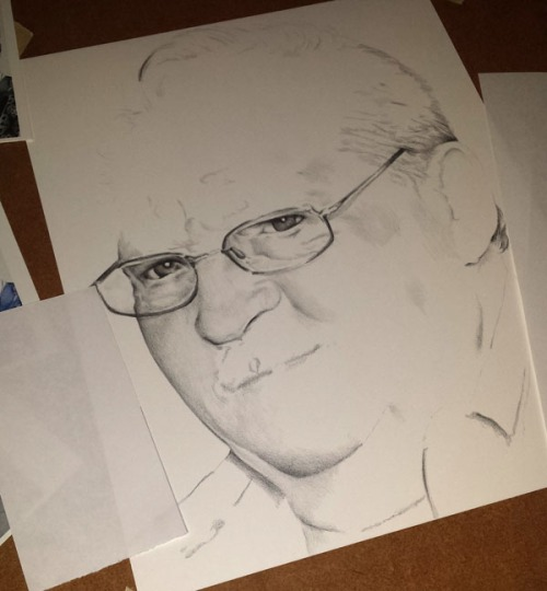 portrait pencil drawing update