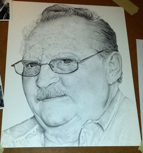 portrait drawing update 7